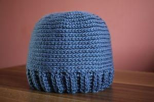 Návod: Řetízková čepice