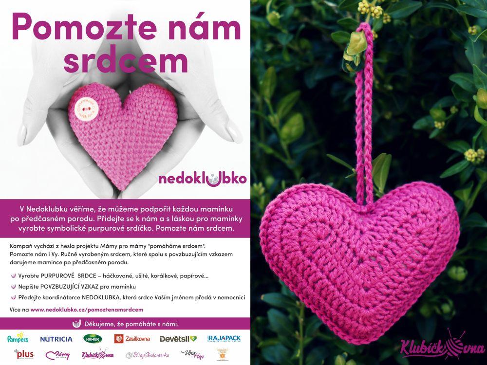 Pomozte srdcem